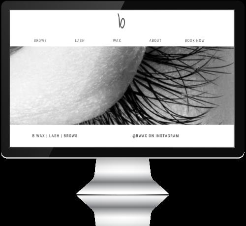 Bwax Website