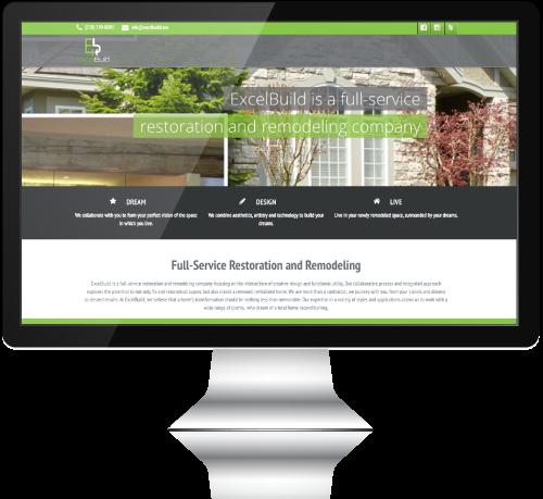 ExcelBuild Website