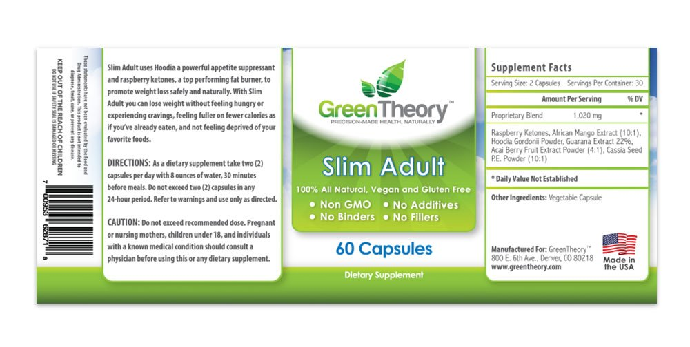 green theory label