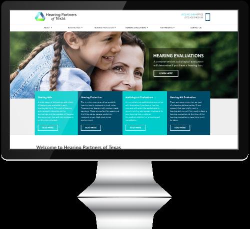 Hearing Partners Website