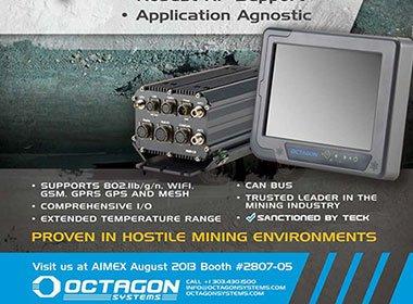 Octagon Ad