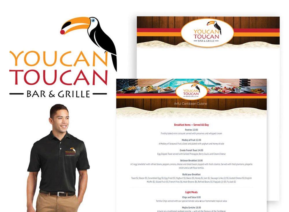 Youcan Toucan Wordpress Website