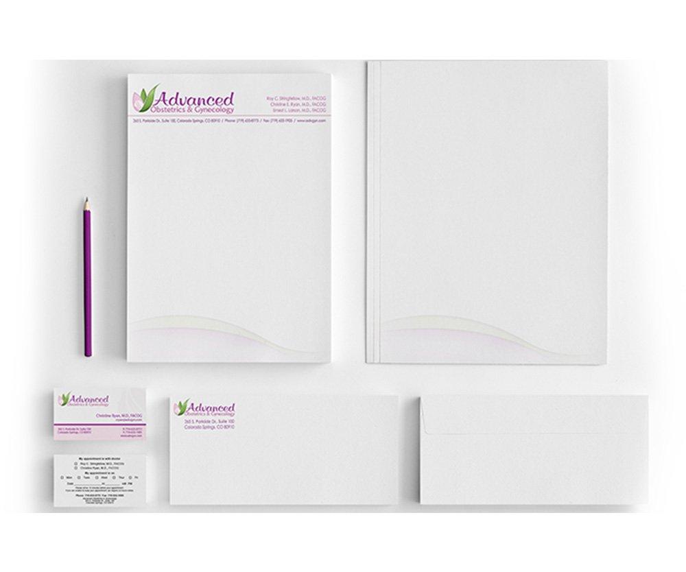 Advanced Gynecology Branding