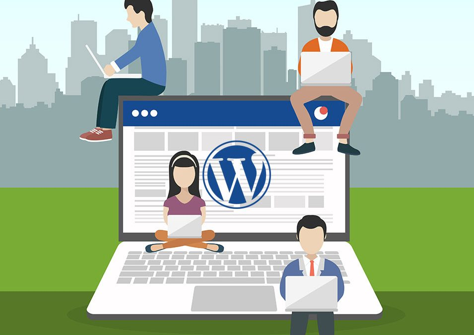 Why WordPress Is A Great Option For Small Businesses